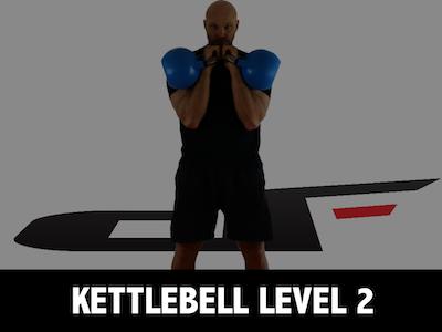 kettlebell certifcate level 2